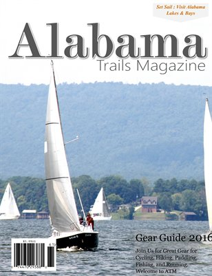 Alabama Trails Magazine Spring 2016 Edition