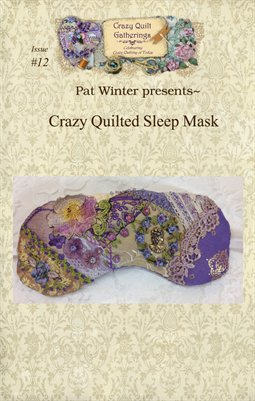 Digest #12 CQ Sleep Mask