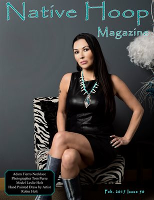 Native Hoop Magazine Issue #50