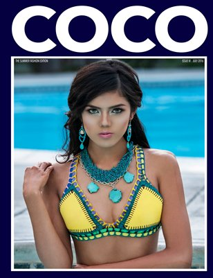 COCO Fashion Magazine Issue IV Summer Fashion Edition