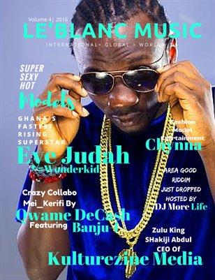 Le'Blanc Music Mag Vol. 4-Eye Judah