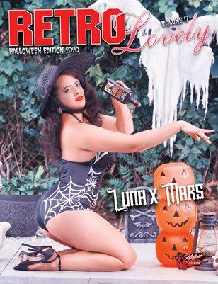 Halloween 2020 - VOL 17 – Luna x Mars Cover