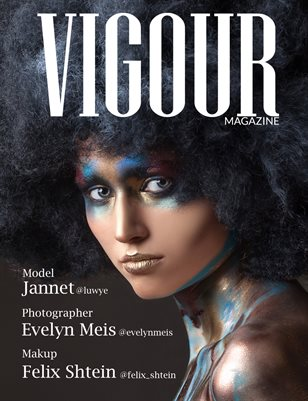 Vigour Magazine August 1 issue