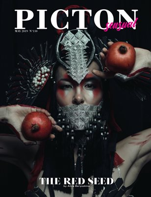Picton Magazine May 2019 Sensual N110 Cover 2