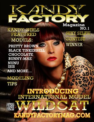 Kandy Factory Magazine NO.1