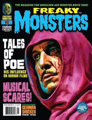 Freaky Monsters #08