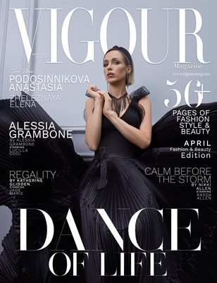 Fashion & Beauty | April Issue 04