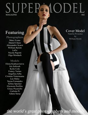 Supermodel Magazine Issue 042