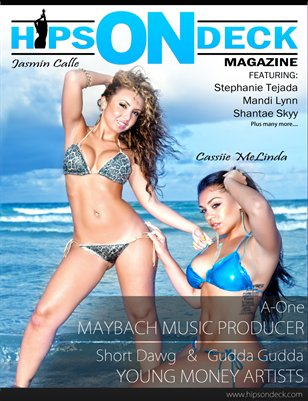 Hips On Deck Magazine issue 3