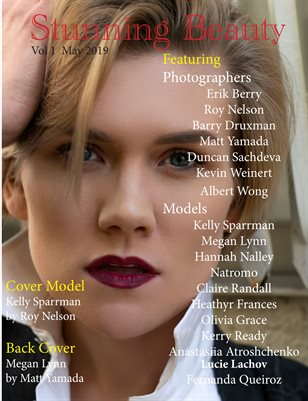Stunning Beauty Vol 1 Issue 1