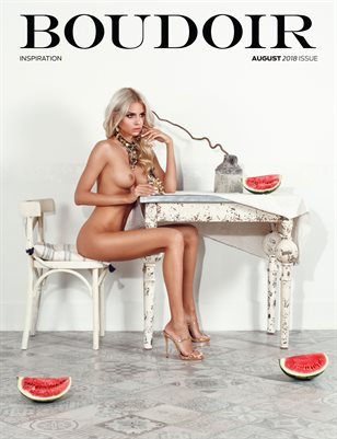 Boudoir Inspiration August 2018 Issue