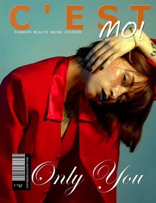 C'est Moi Magazine Issue Forty Four