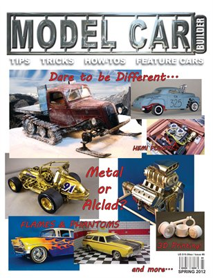 Model Car Builder No.8