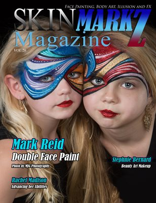 January 2017 Issue of SkinMarkZ Magazine - Issue # 26