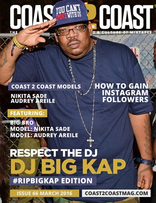 Coast 2 Coast Magazine Issue #66