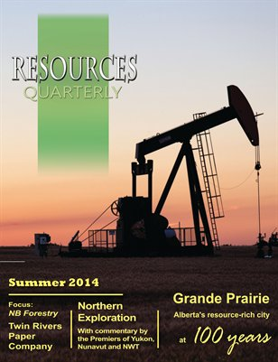 Resources Quarterly - Summer 2014
