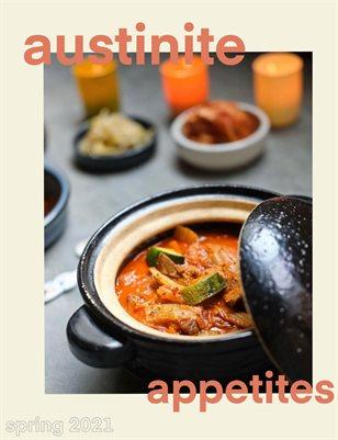 Austinite Appetites