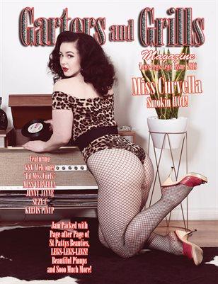 Miss Curvella LEGS LEGS LEGS!