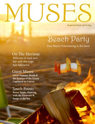 Muses Magazine August 2012 Issue
