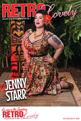 Jenny Starr Cover Poster