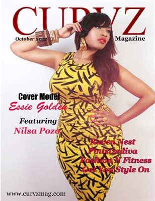 Curvz Magazine October 2012 issue