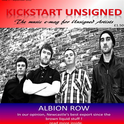 Kickstart Unsigned e-mag