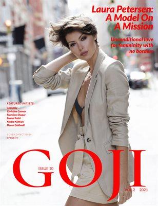 GOJI MAGAZINE ISSUE 10 VOL.2 2021