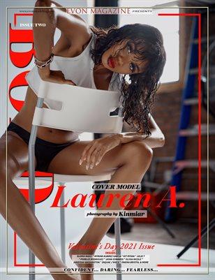 BOLD Magazine Valentine's Day 2021 Issue