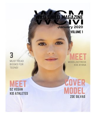 Wild Child Magazine January 2020 Volume 1