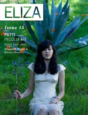 ELIZA Magazine Issue #15