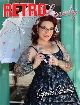 Retro Lovely No.110 – Cupcake Calamity Cover