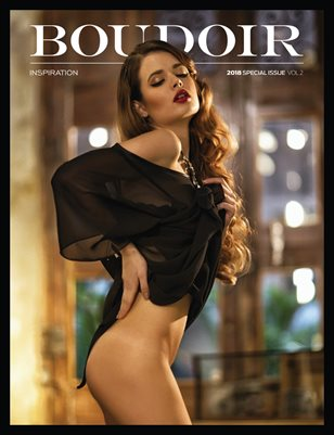 Boudoir Inspiration 2018 Special Issue Volume 2