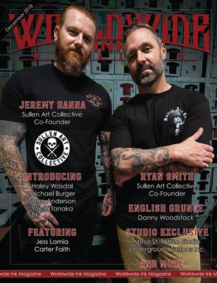 Worldwide Ink: December 2018 Issue