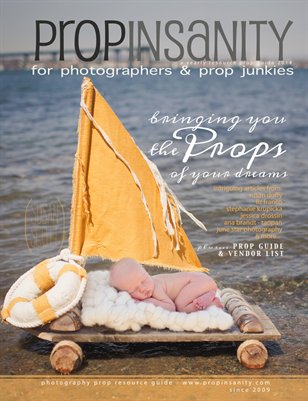 Prop Insanity Guide & Magazine 2014