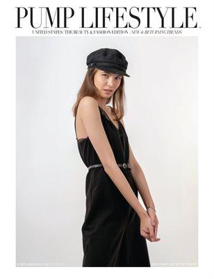 PUMP Magazine - Fashion & Beauty Couture - January 2019 - V1