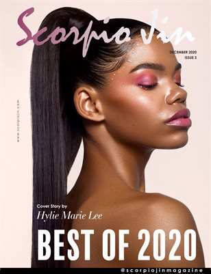 SCORPIO JIN MAGAZINE BEST OF 2020 | ISSUE 3