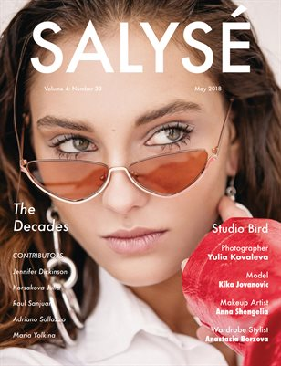 SALYSÉ Magazine | Vol 4 : No 33 | May 2018