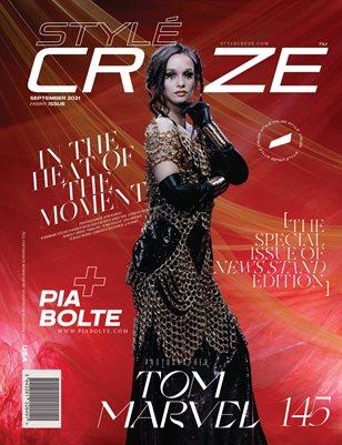 SEPTEMBER 2021 Issue (Vol: 145) | STYLÉCRUZE Magazine