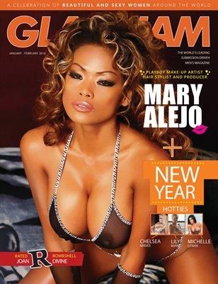 Glam Jam Magazine: January/February 2016