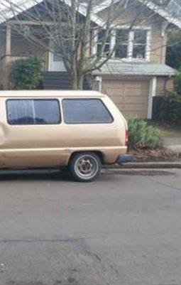 I Wuv My Van