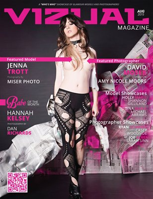 Vizual Magazine Vol 7 - August 2015