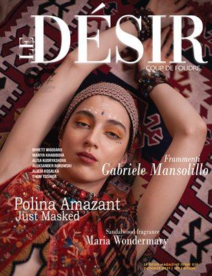 LEDESIR OCTOBER ISSUE 5