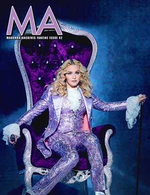 Madonna Archives Fanzine Issue 42 (cover 1)