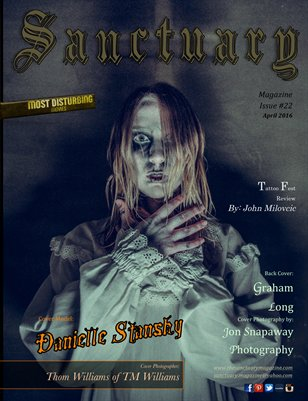Sanctuary Magazine Issue #22