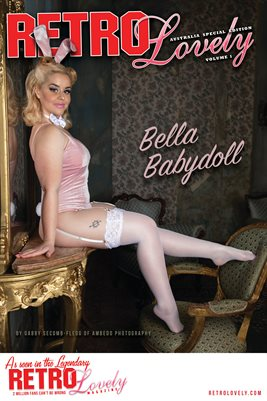 Bella Babydoll Cover Poster