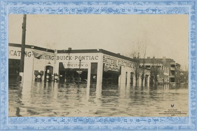 1937 Paducah, McCracken County, Kentucky Flood Collection11