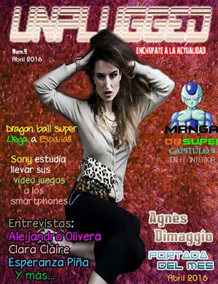 Revista Unplugged- N09