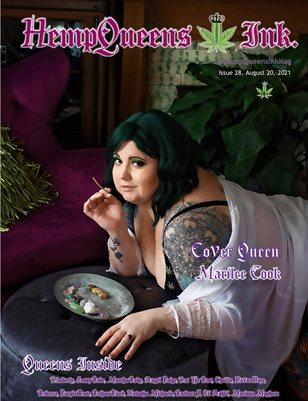 HempQueens Ink. Magazine ~ Issue 28 ~ Marilee Cook