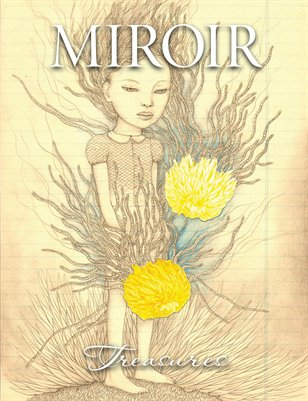 MIROIR MAGAZINE • Treasures • Jana Brike & Dan Barry