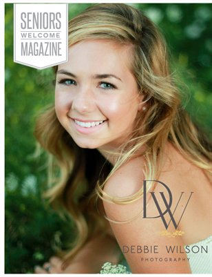 Debbie Wilson Photography Senior Magazine